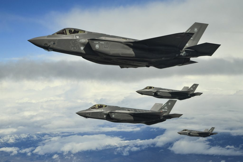 The implications of fifth-generation aircraft for transatlantic airpower:         A primer