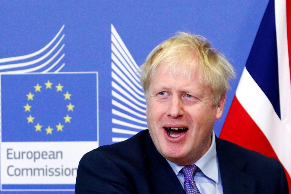 Boris's Brexit: A done deal?