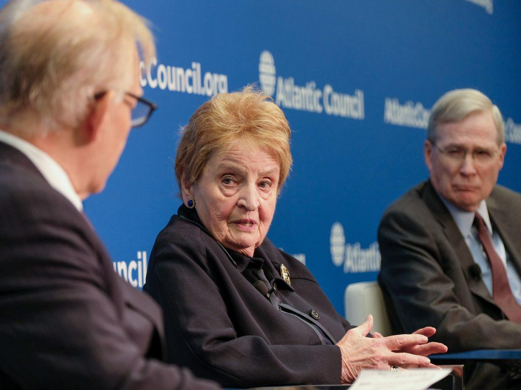 Transforming the international order: US leadership or bust