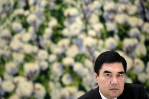 Nazarbayev begins uncertain transition in Kazakhstan