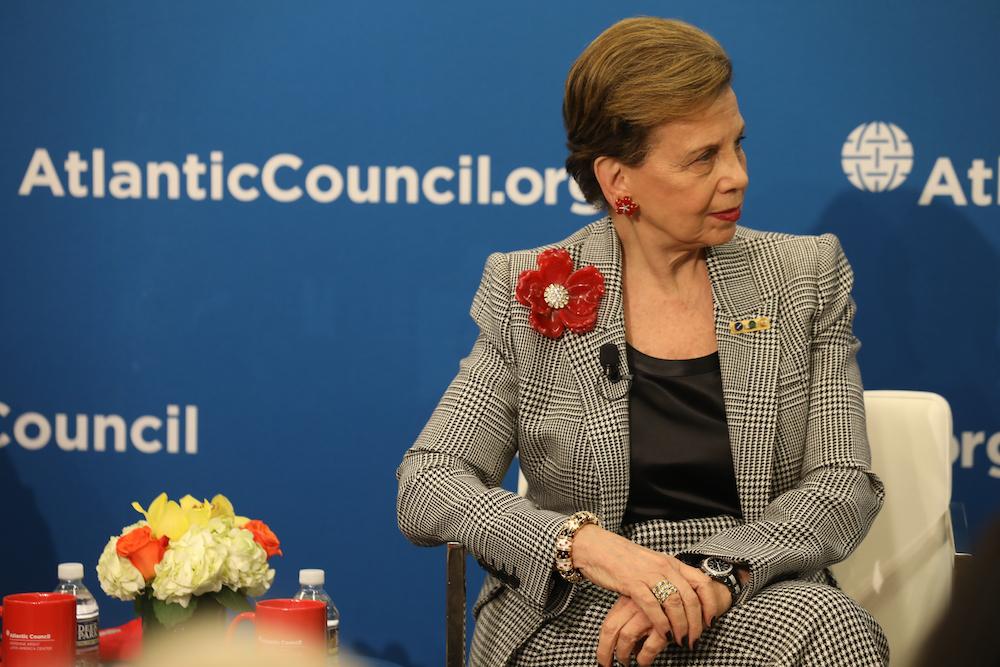 Atlantic Council Launches Adrienne Arsht Latin America Center Advisory Council