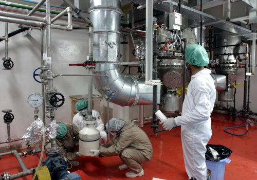 New tensions between Iran and the IAEA threaten the JCPOA