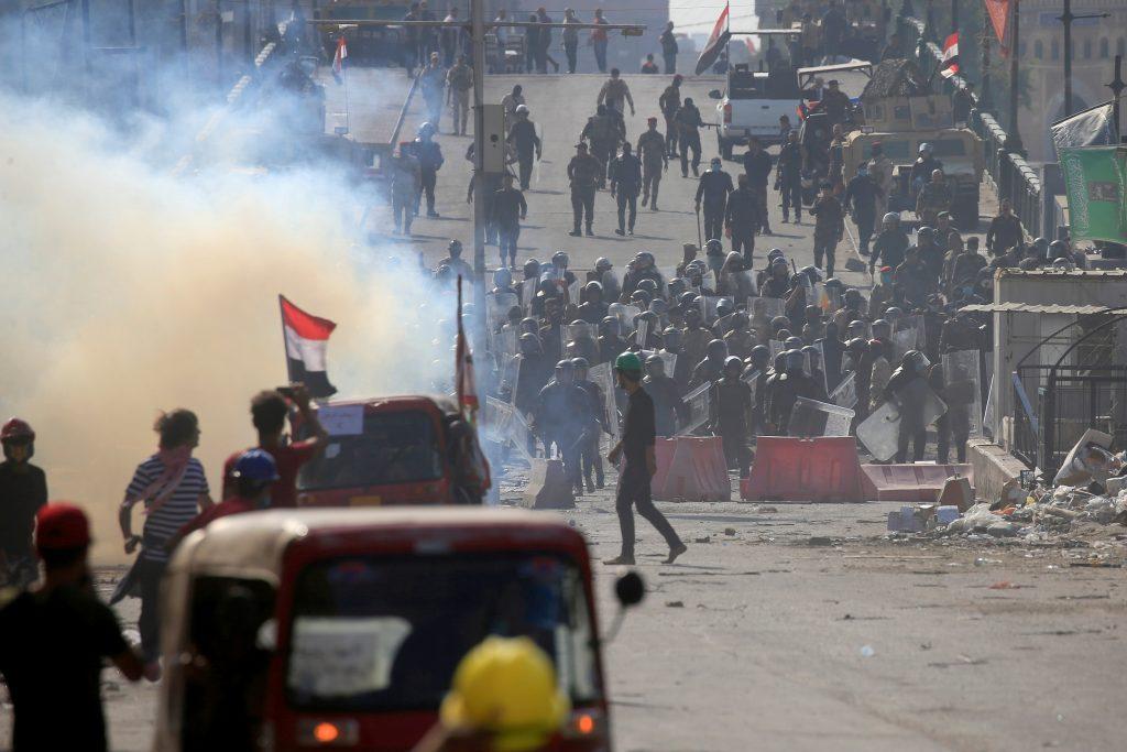 Demonstrations block fuel tankers