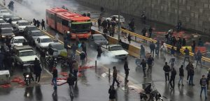 Iran protests: Something has to give