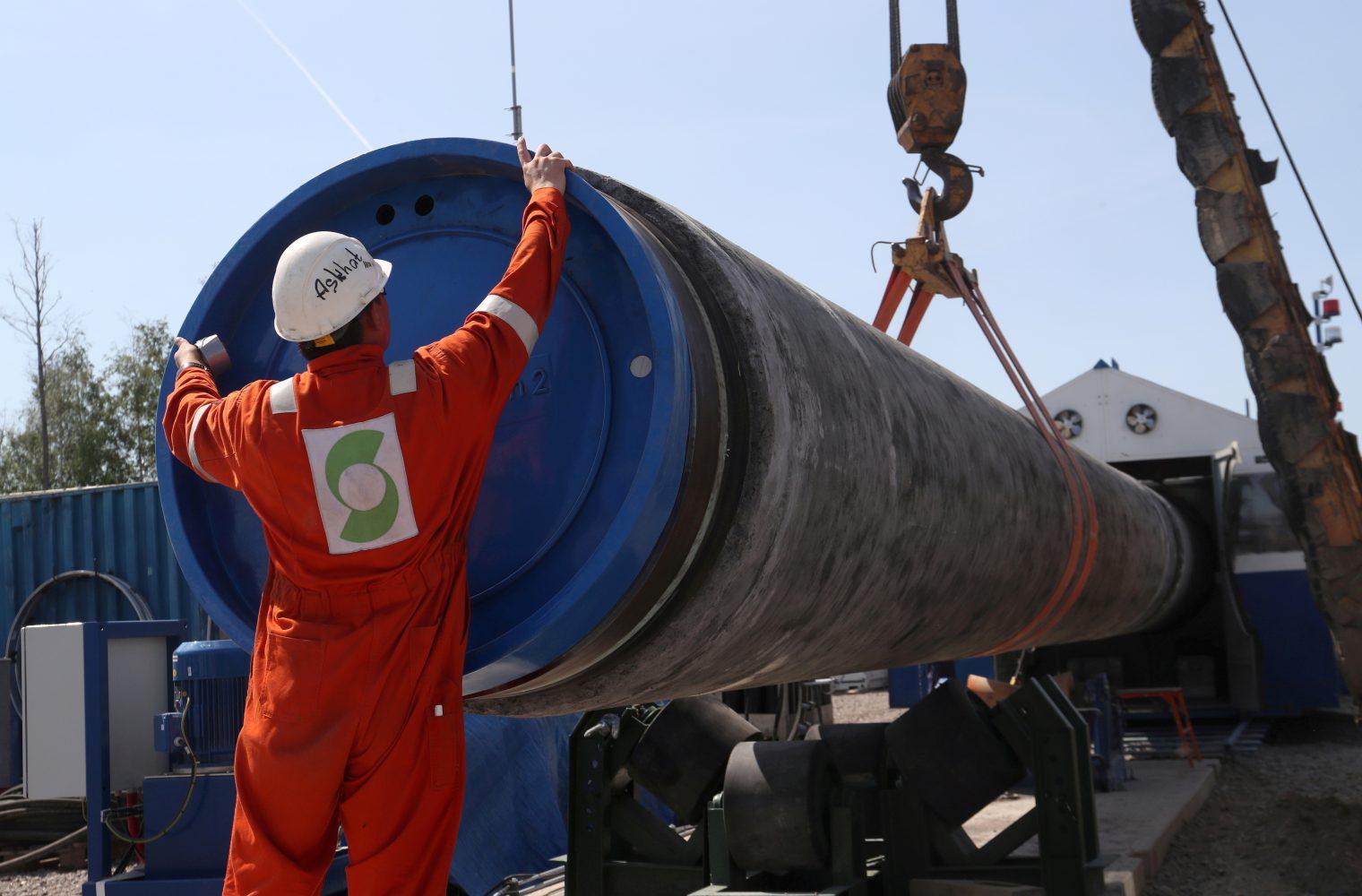 Cruz vows to thwart Russian bid to save Putin's pipeline