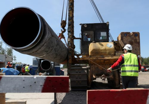 Three months left to kill Nord Stream 2