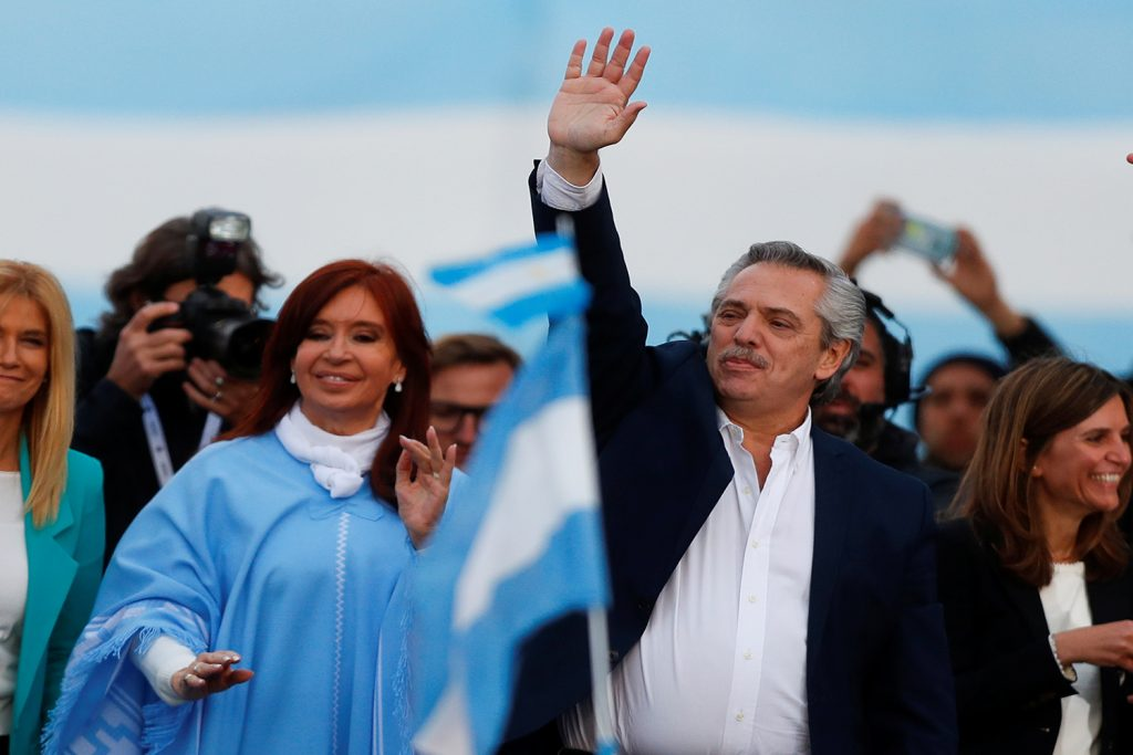 Argentina's election: The international implications of a Fernández government