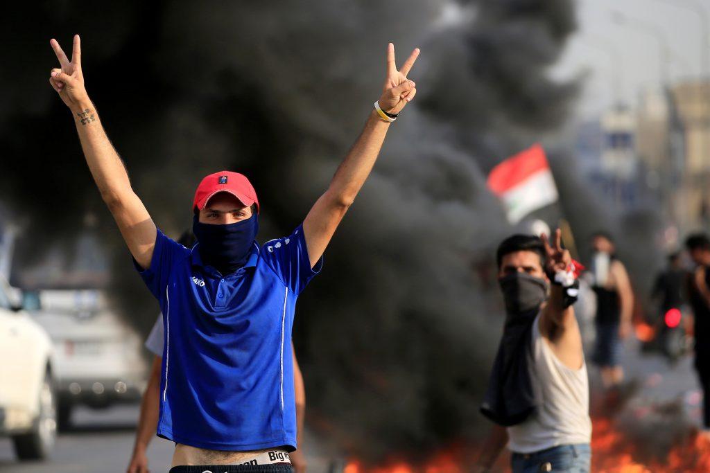 Attacks in Sadr City
