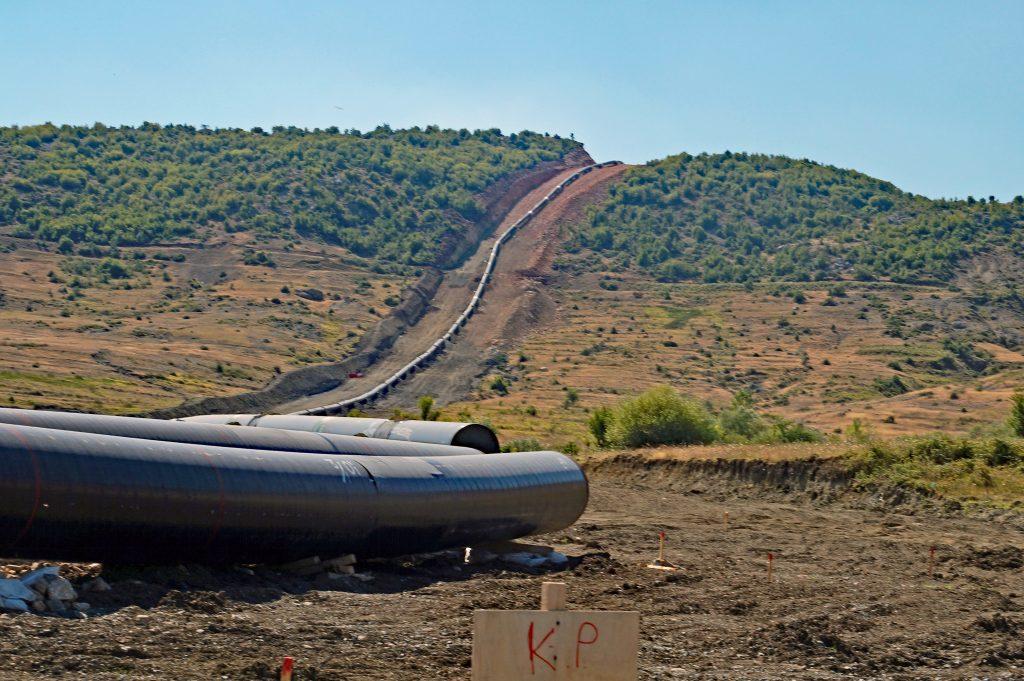 Trans Adriatic Pipeline expansion