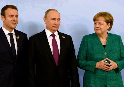Herbst speaks to NPR on upcoming Ukraine Normandy Summit