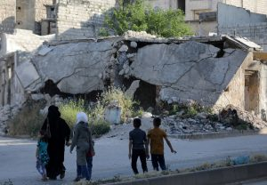 The uncounted: Life after war for Syria's living martyrs