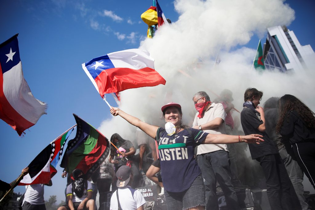 What's behind Chile's protests