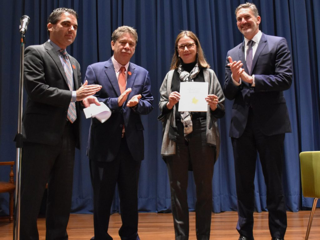 US-Colombia task force launches findings of report in Bogota
