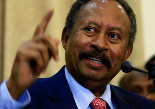 Hudson joins Voice of America to discuss Sudan's decision to transfer al-Bashir to the ICC
