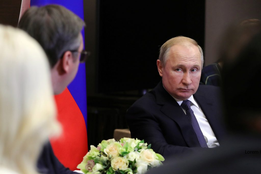 Russia's strategic interests and tools of influence in the Western Balkans