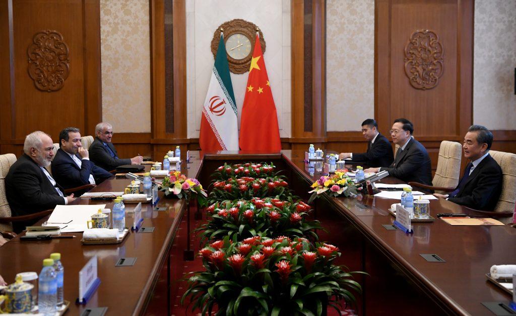 China's response to the Soleimani killing