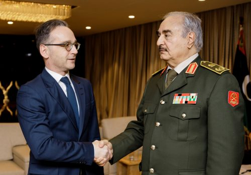 Mezran and Cristiani in The National Interest: Trouble in Tripoli: Why Europe must respond to the ambitions of Libyan warlord Khalifa Haftar