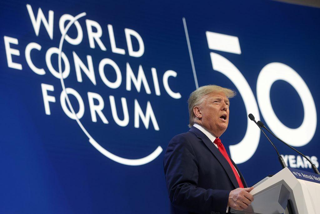 "Trump hails ""time for optimism"" on climate change, but US leadership still missing"