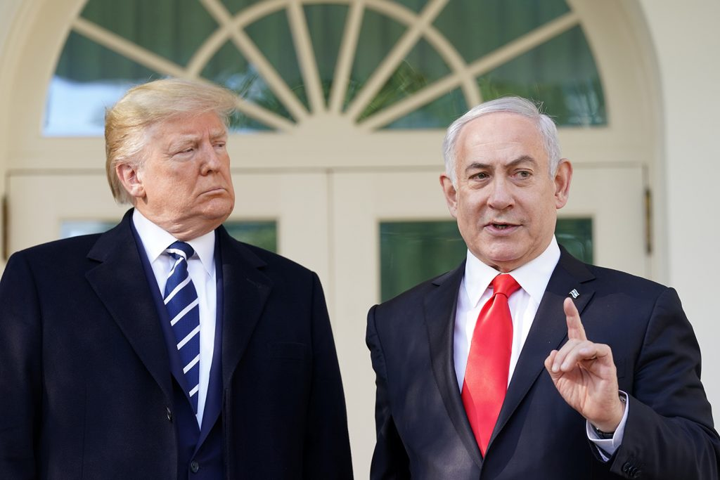 The two-state solution comes back