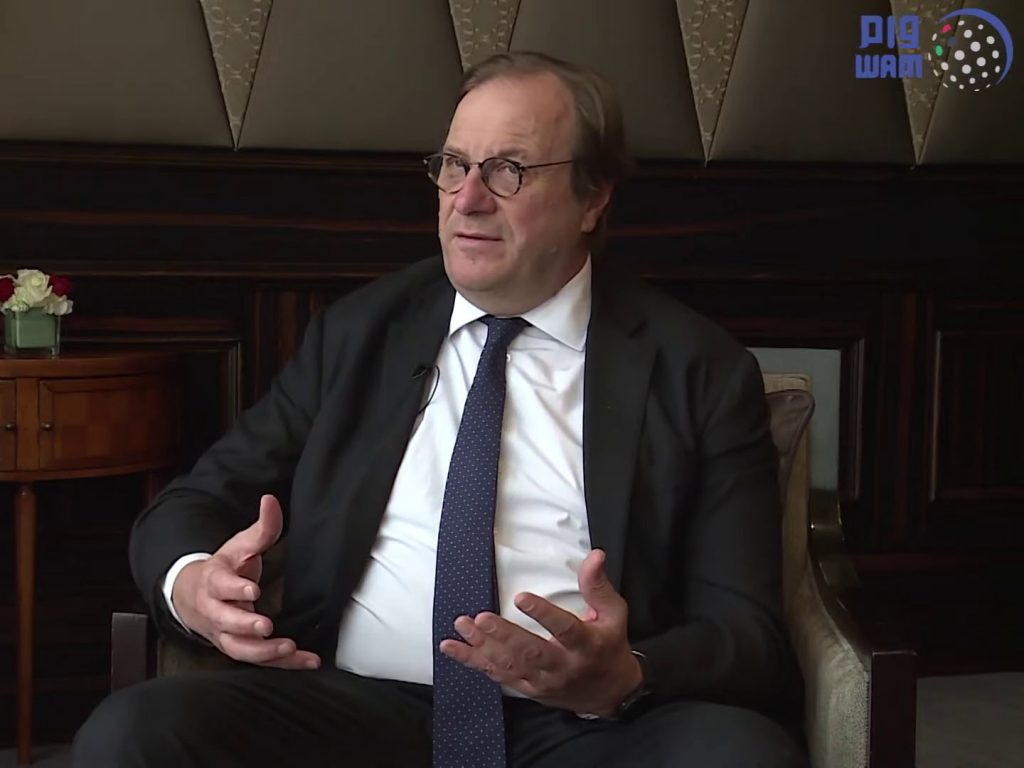 """Fred Kempe interviewed by Emirates News Agency in """"Human potential in MENA 'remarkable', nobody will gain from war"""""""