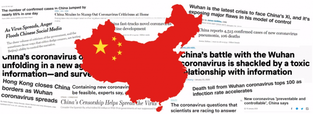 A reason for skepticism with China's coronavirus comms