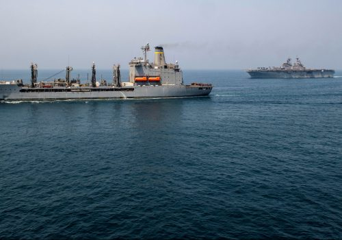To deter Iran, the Gulf states need stronger navies