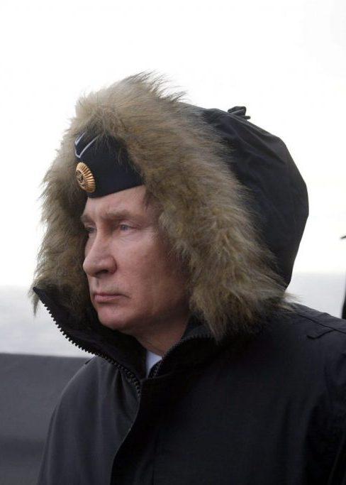The Kremlin abroad