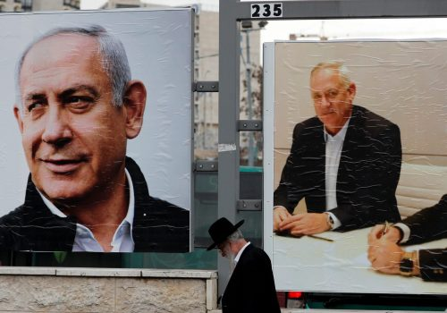 Israel is now within striking distance of having a new government