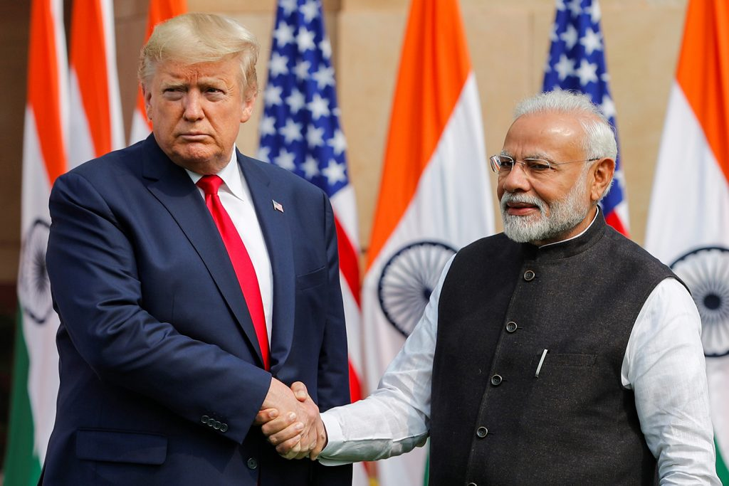 Trump's India visit: Limited success and cause for concern