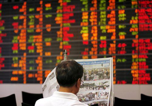 Global investors underestimate downside economic risks