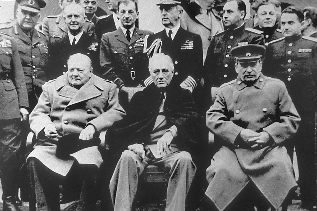 The Yalta Conference at seventy-five: Lessons from history