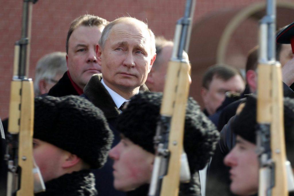 Russo-Ukrainian War: Putin must be held accountable