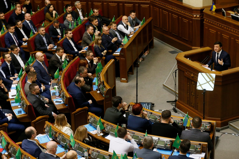 Coronavirus crisis: Ukraine needs IMF support not political purges