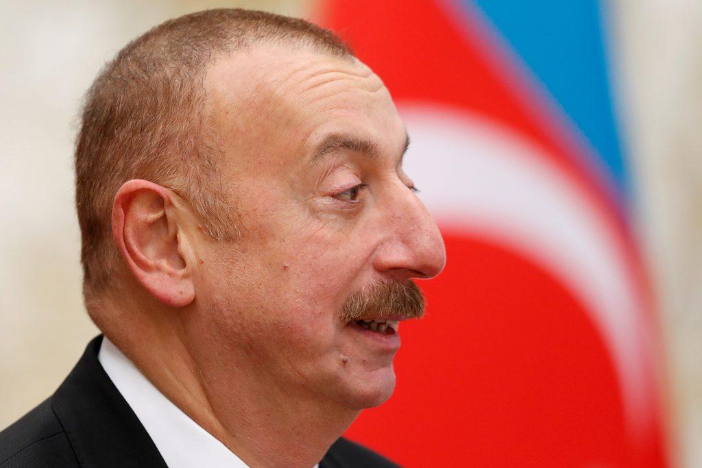 Azerbaijan's strongman senses opportunity in coronavirus pandemic