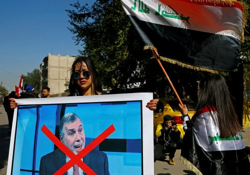 Another prime minister nominee in Iraq: Will this one take?