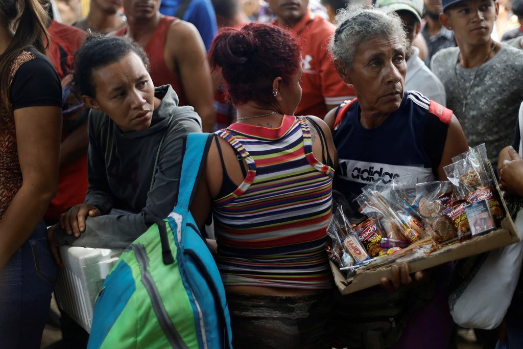 Venezuelan women: The unseen victims of the humanitarian crisis