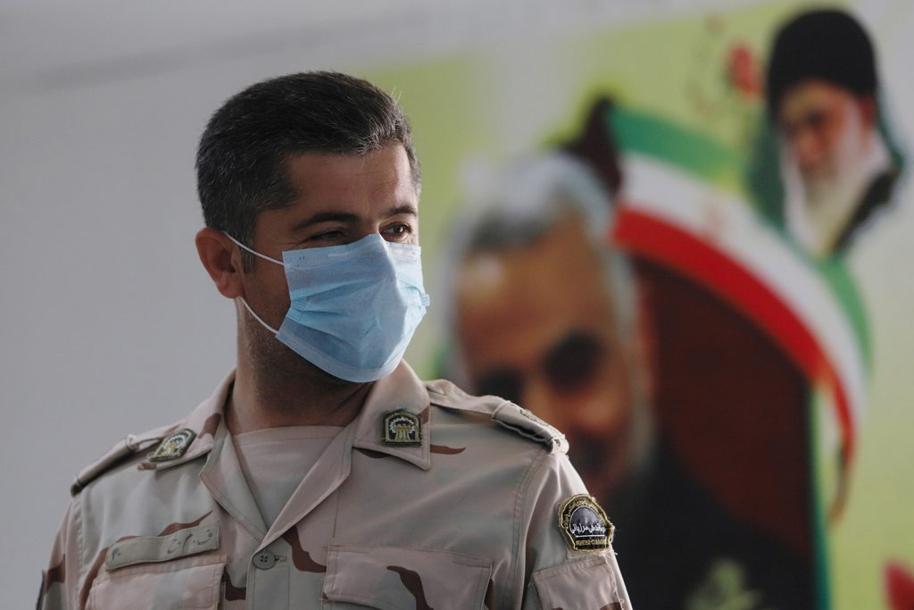 What the coronavirus emergency means for the US-Iran conflict